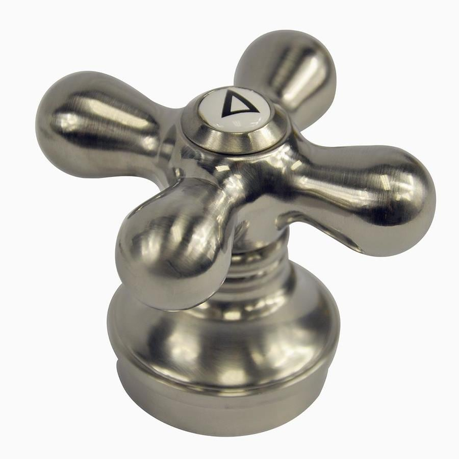danco brushed nickel bathroom sink faucet handle