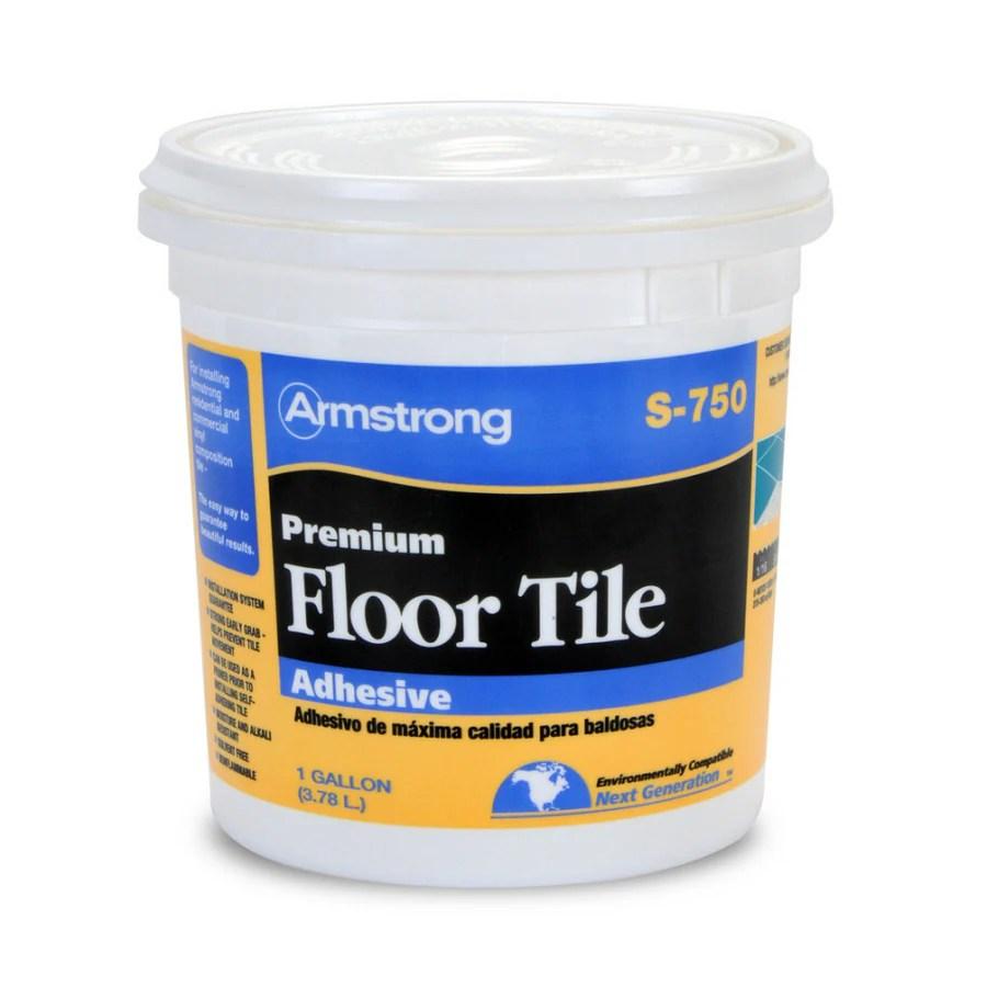 armstrong gallon trowel vinyl tile
