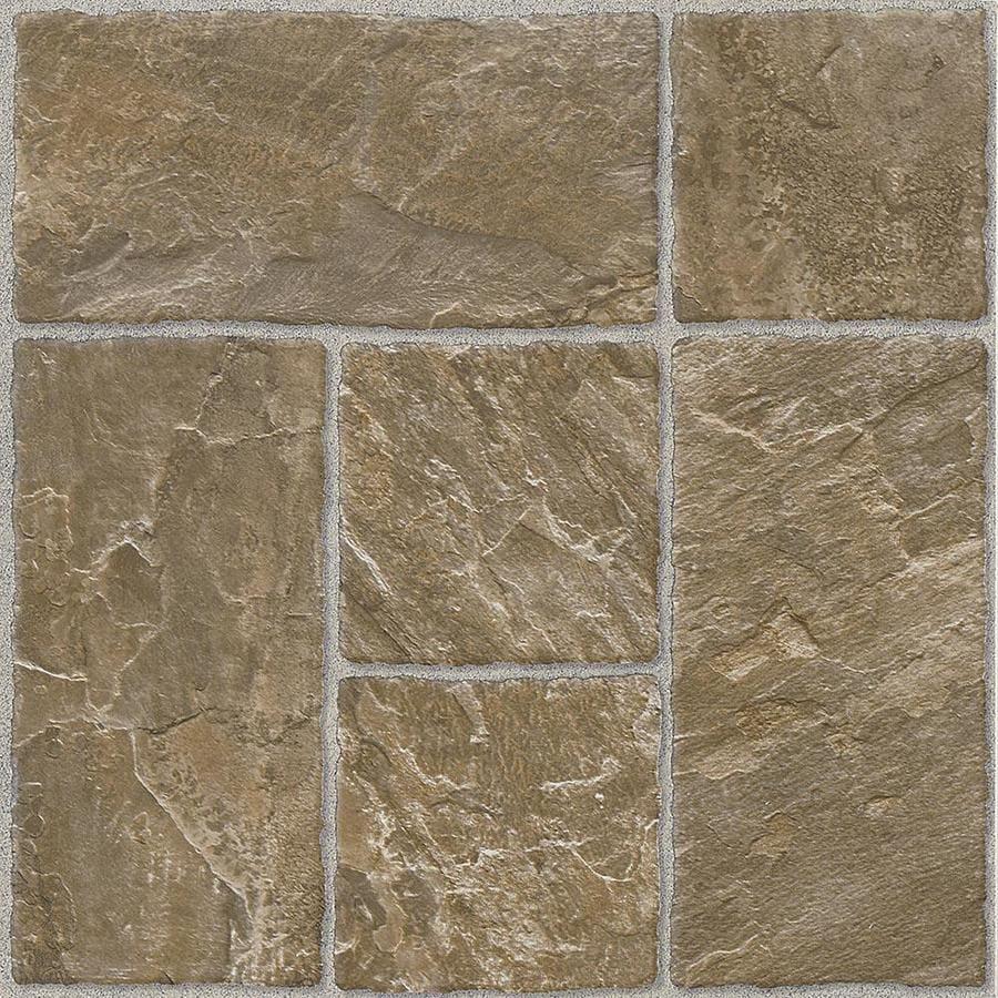 armstrong flooring honey beige 12 in x 12 in water resistant peel and stick vinyl tile 45 sq ft