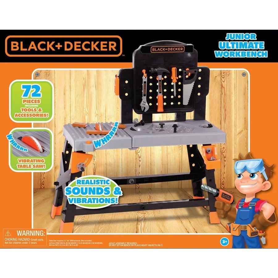 Black Amp Decker 72 Piece Kid S Tool Kit At Lowes Com