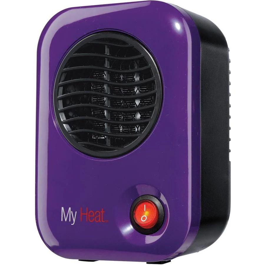 shop lasko 682 btu ceramic compact personal electric space heater at