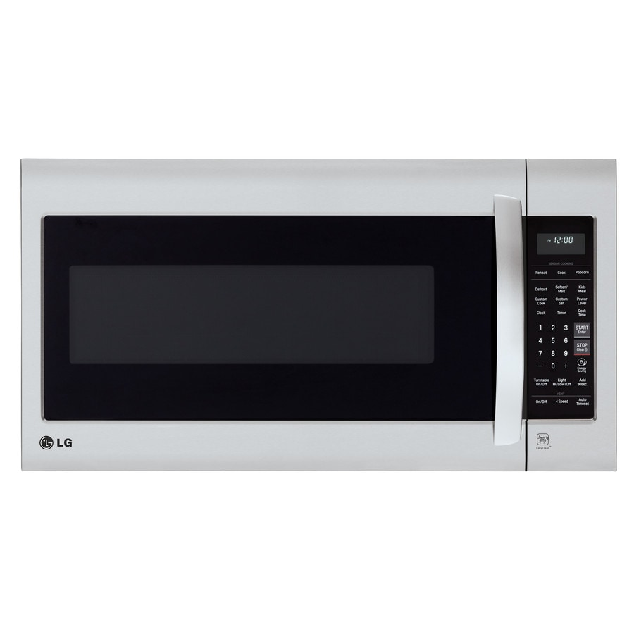 lg over the range microwaves at lowes com