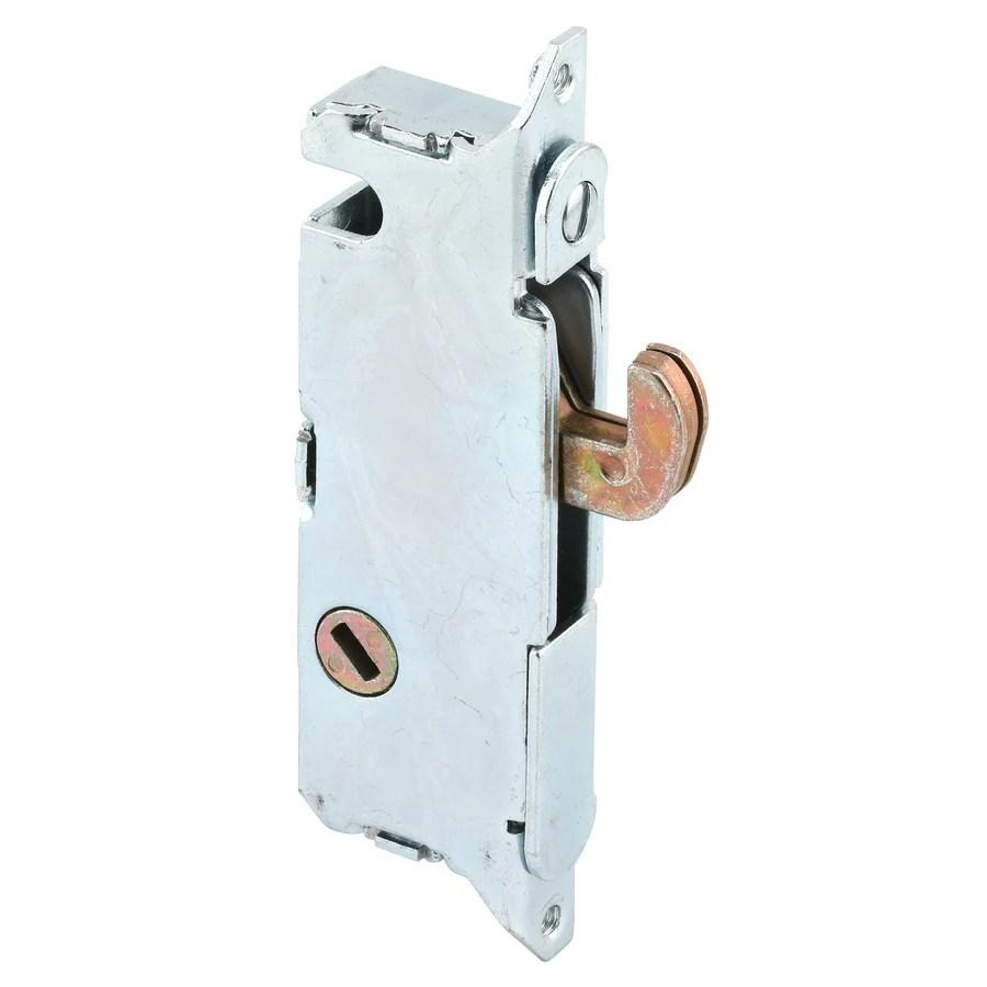 prime line sliding glass door mortise lock