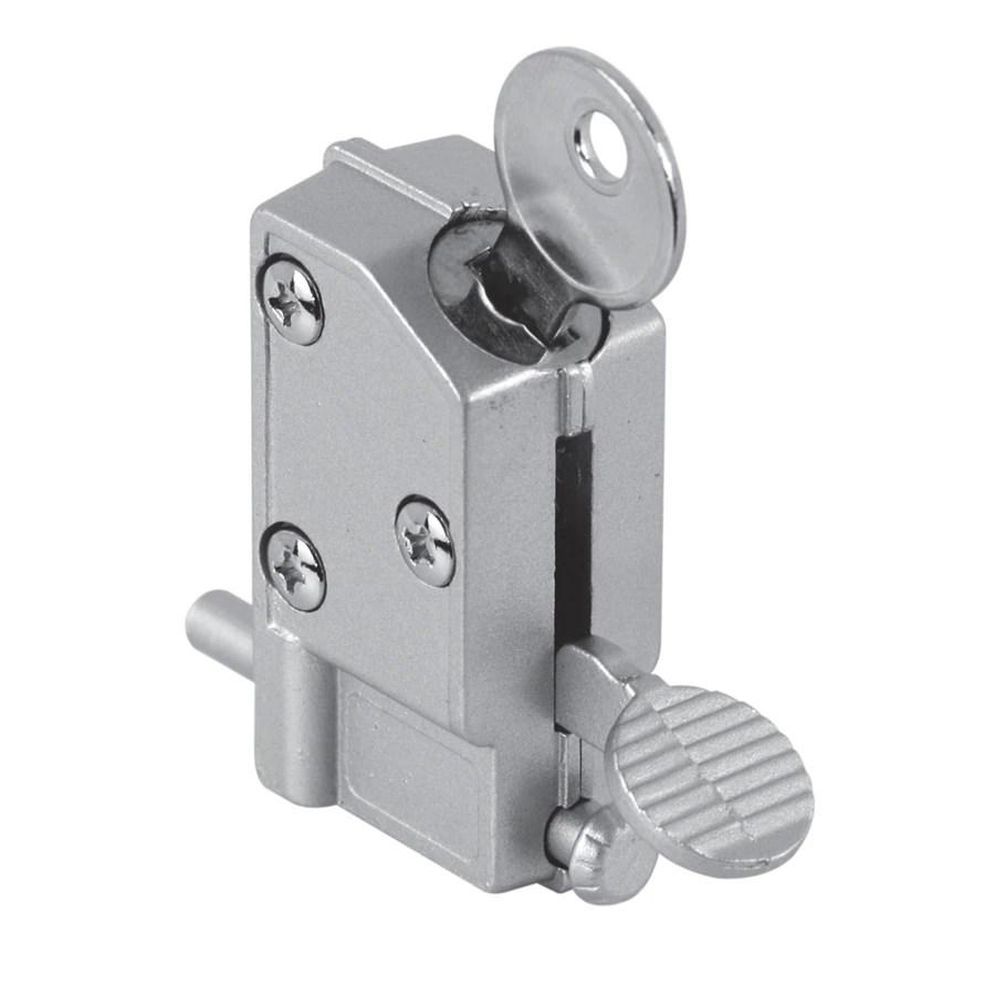 gatehouse sliding patio door cylinder lock lowes com