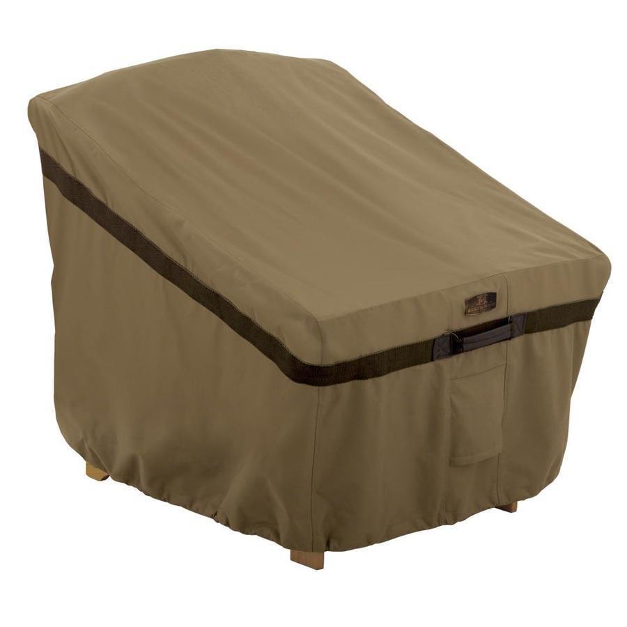 classic accessories hickory hickory antique mahogany polyester patio furniture cover