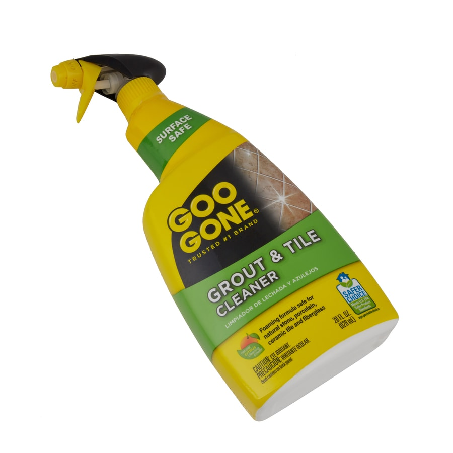 goo gone whole home grout cleaner in