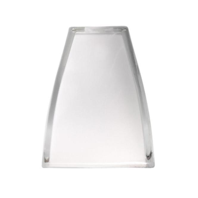 Portfolio 6 In H 5 W Clear Frost Square Pendant Light Shade