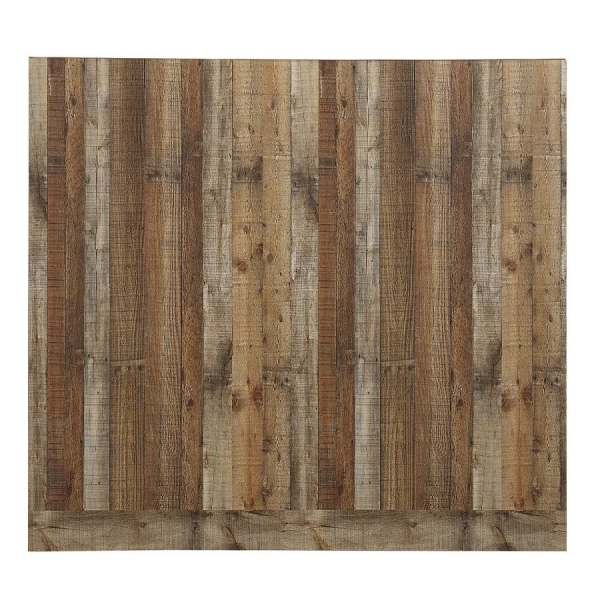 Shop Wall Panels   Planks at Lowes com 48 in x 8 ft Smooth Weathered Barnboard MDF Wall Panel