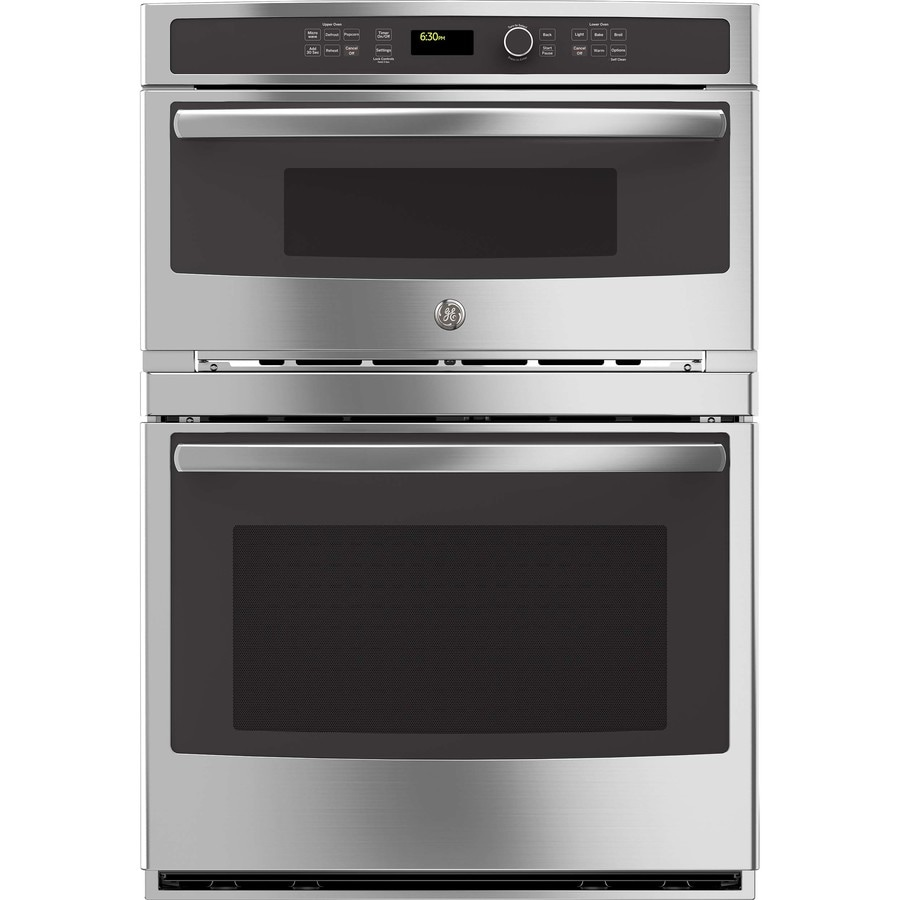 ge microwave wall oven combinations at