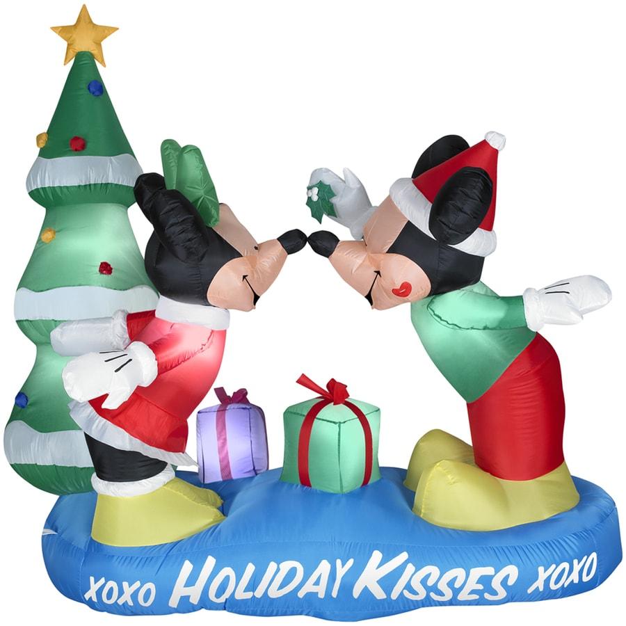 Shop Holiday Living 541 Ft Inflatable Fabric Christmas
