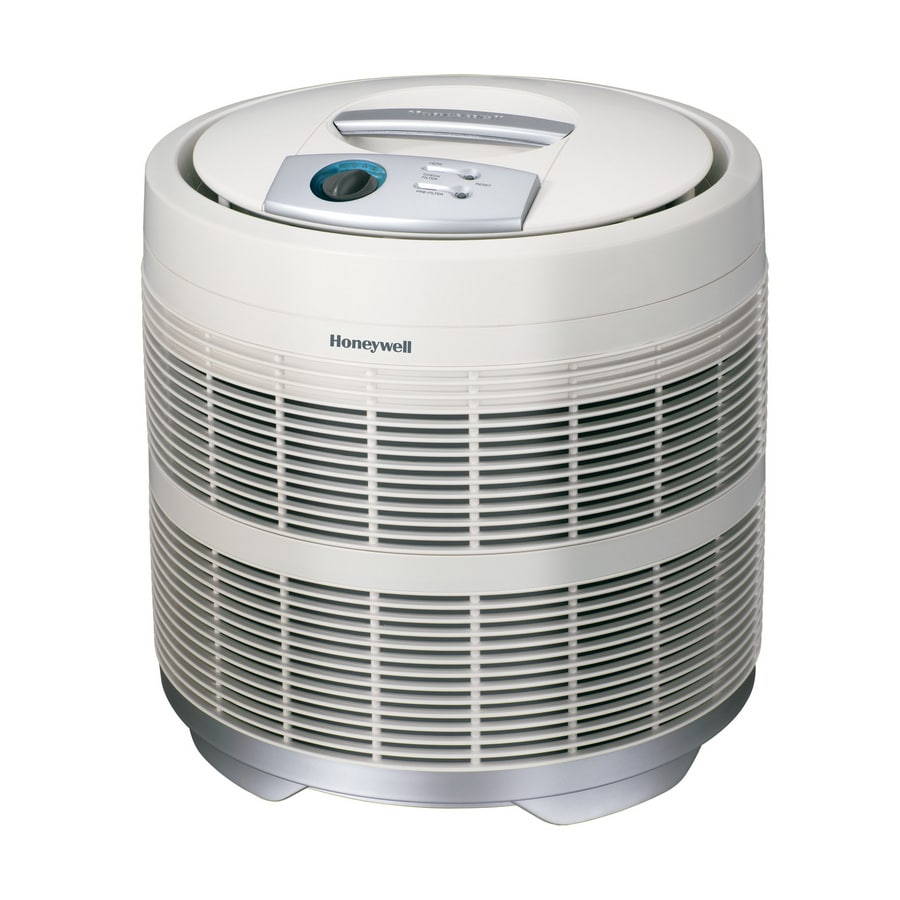 The Filtrete Room Air Purifier device and its filter help reduce airborne particles in the air you breathe. Honeywell Sos Honeywell Enviracaire Air Pur In The Air Purifiers Department At Lowes Com