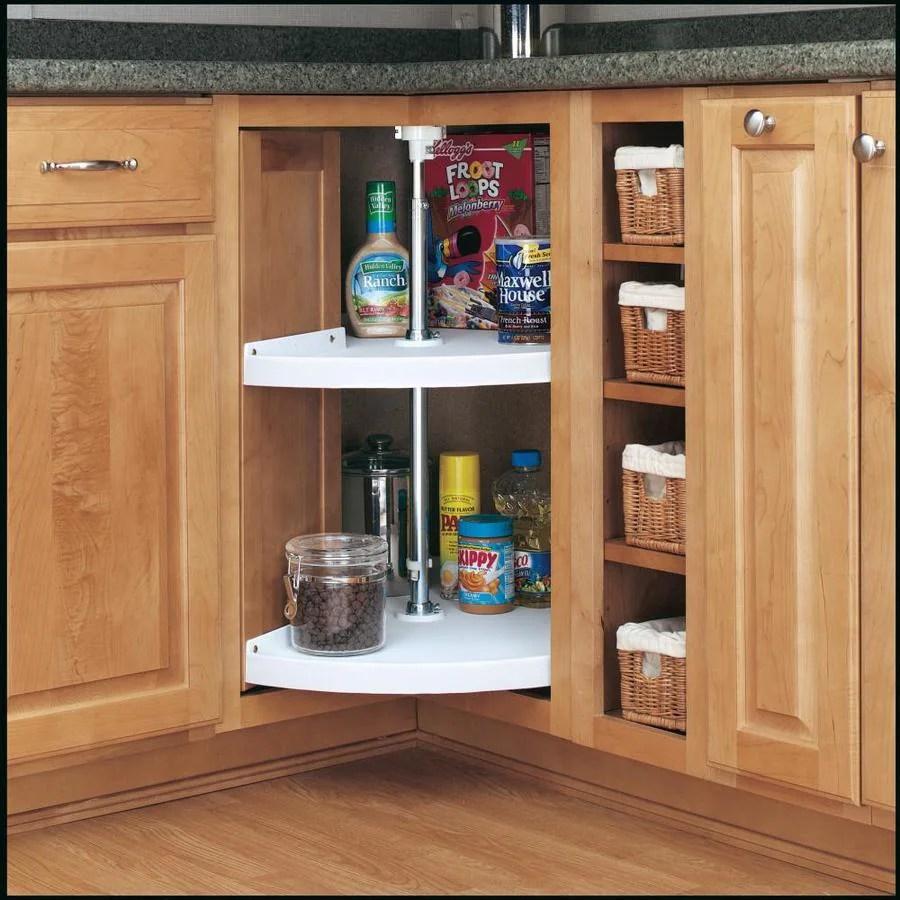 Best Kitchen Gallery: Shop Lazy Susans At Lowes of Cabinet Storage Turntable on rachelxblog.com