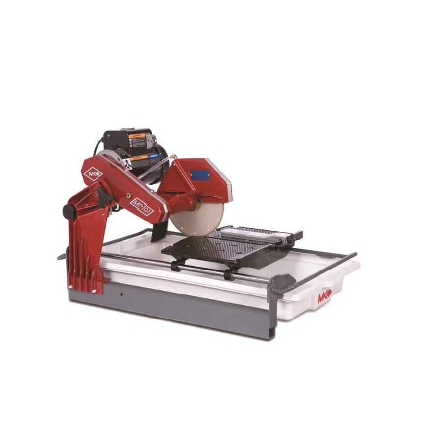mk diamond products 10 wet cutting tile saw