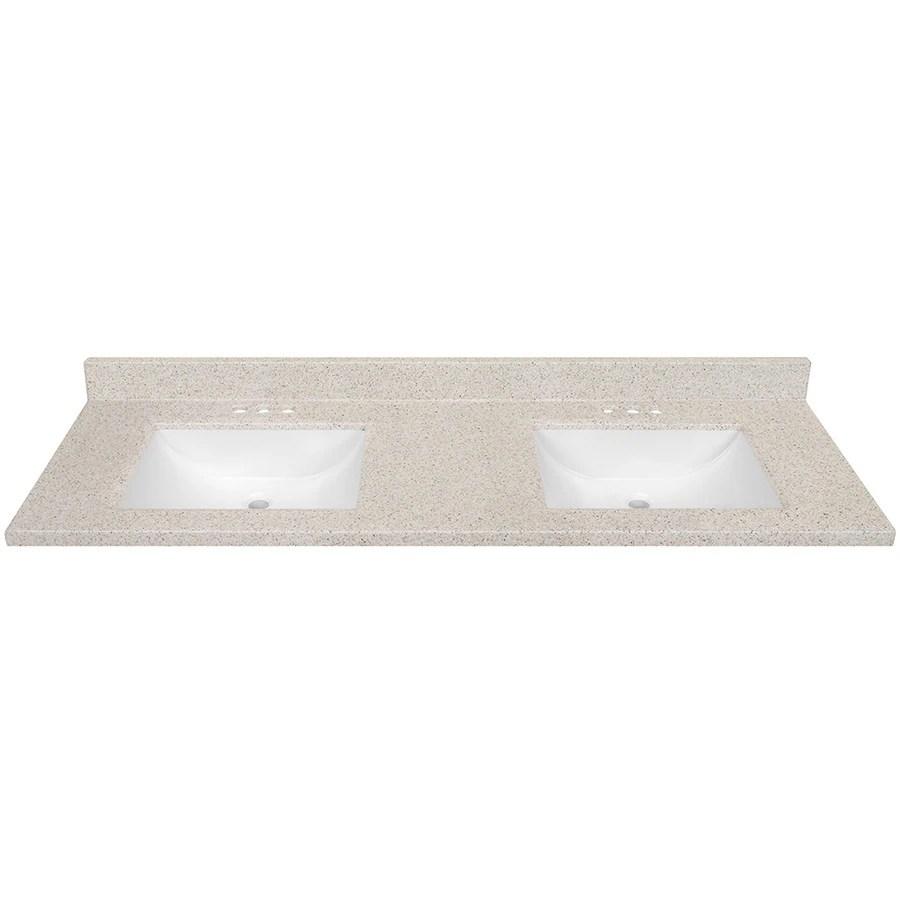 solid surface bathroom vanity tops at