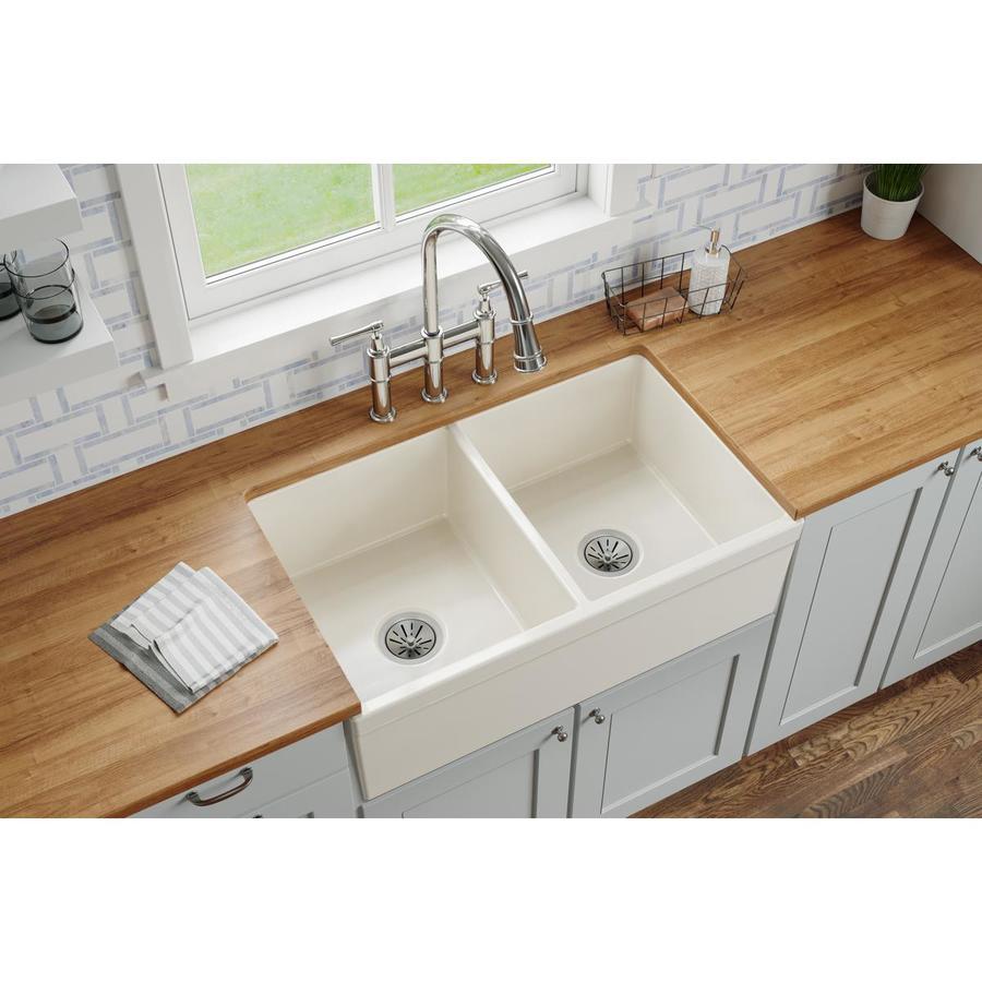 elkay quartz classic drop in 25 in x 22 in greige single bowl kitchen sink