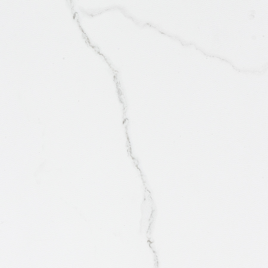 style selections calacatta 8 pack white 18 in x 18 in glazed porcelain tile lowes com