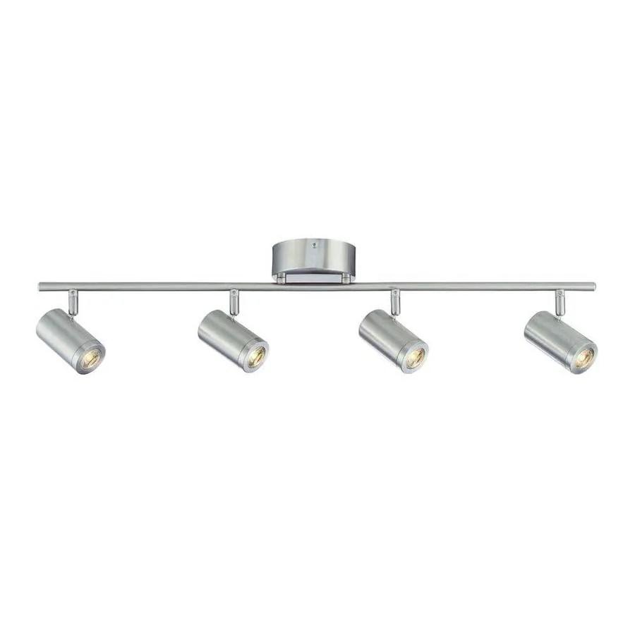 led fixed track lighting kits at lowes com