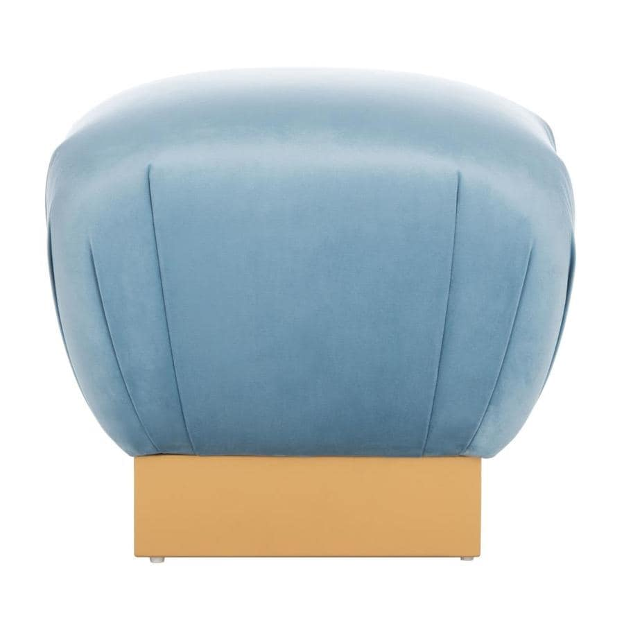 blue square indoor ottomans at lowes com