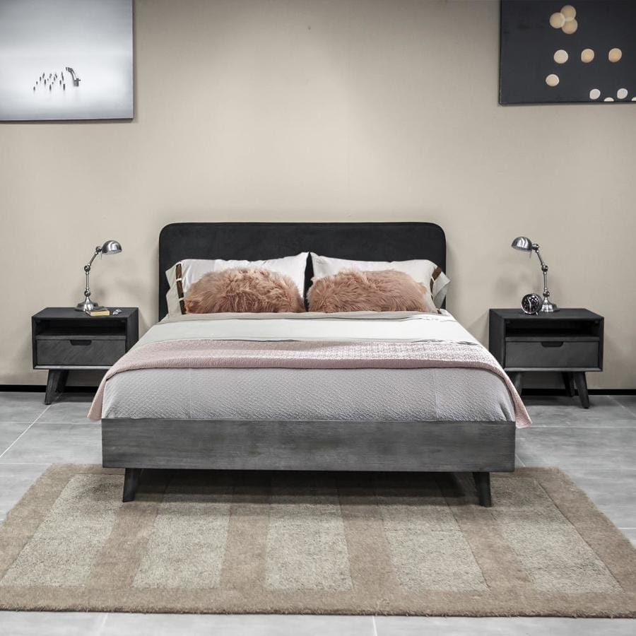 rustic bedroom sets at lowes com