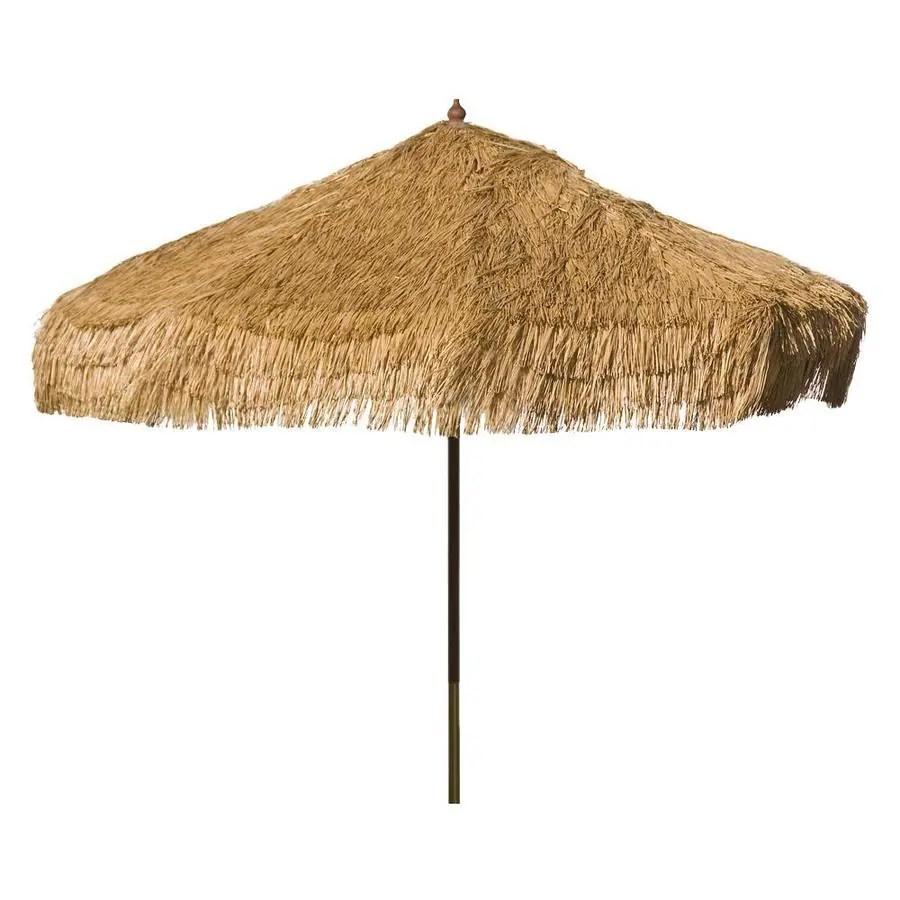 wood patio umbrellas at lowes com