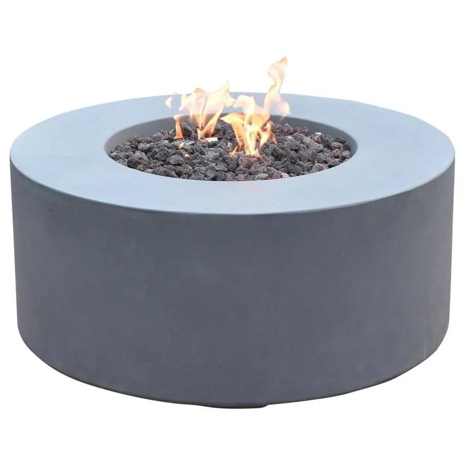 elementi modeno venice outdoor fire pit