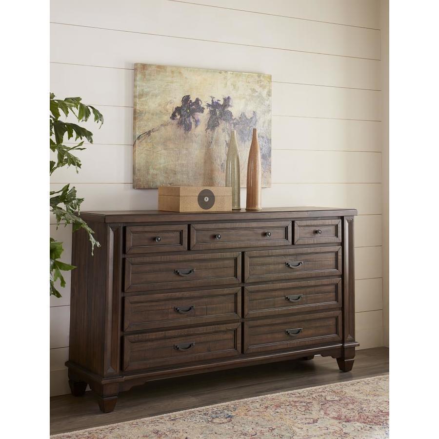 progressive furniture willow dresser in