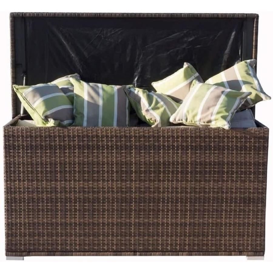 direct wicker deck boxes at lowes com