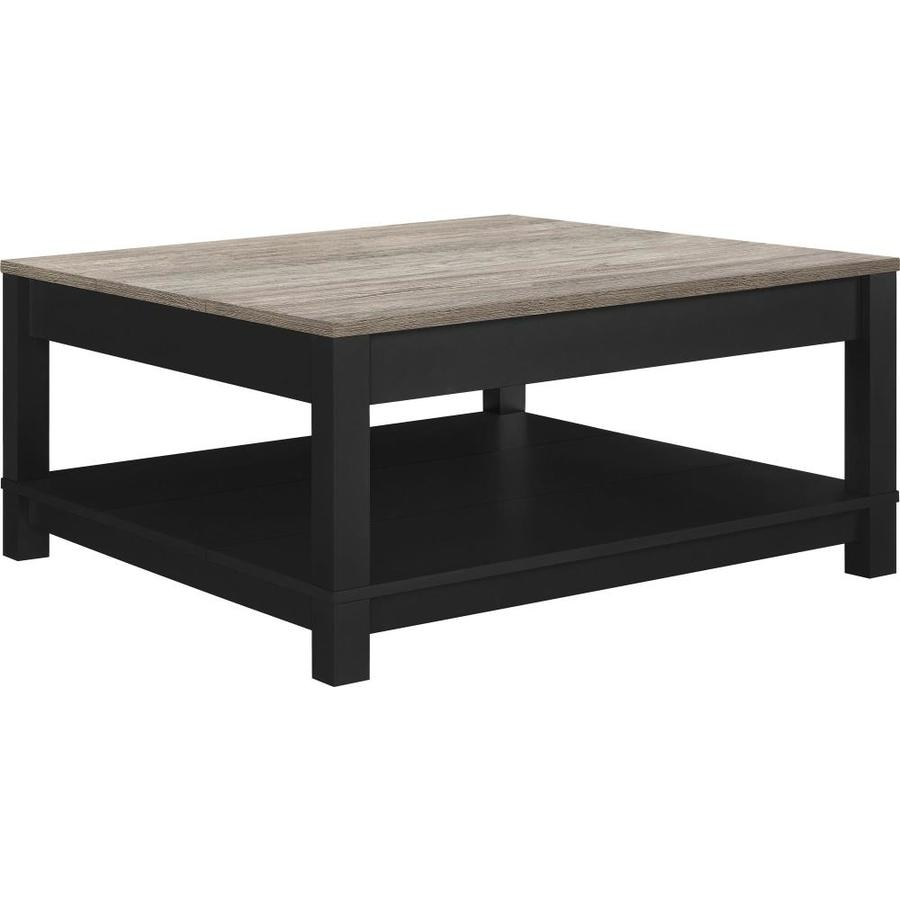 black square coffee tables at lowes com