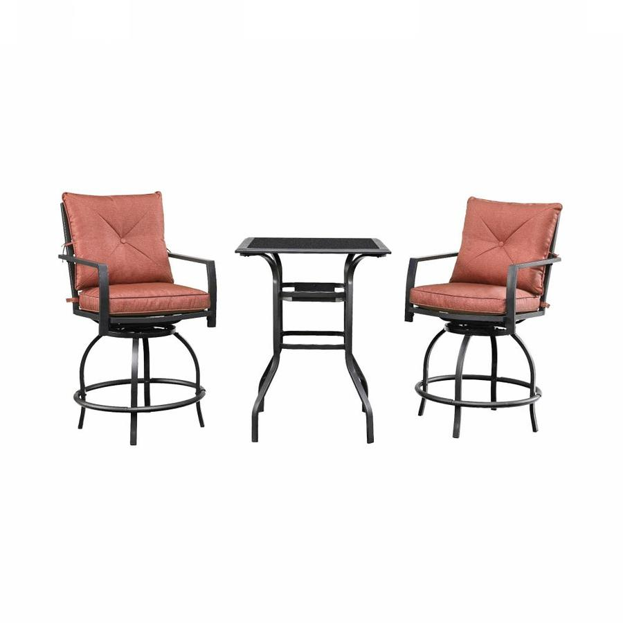 bar height in the patio dining sets