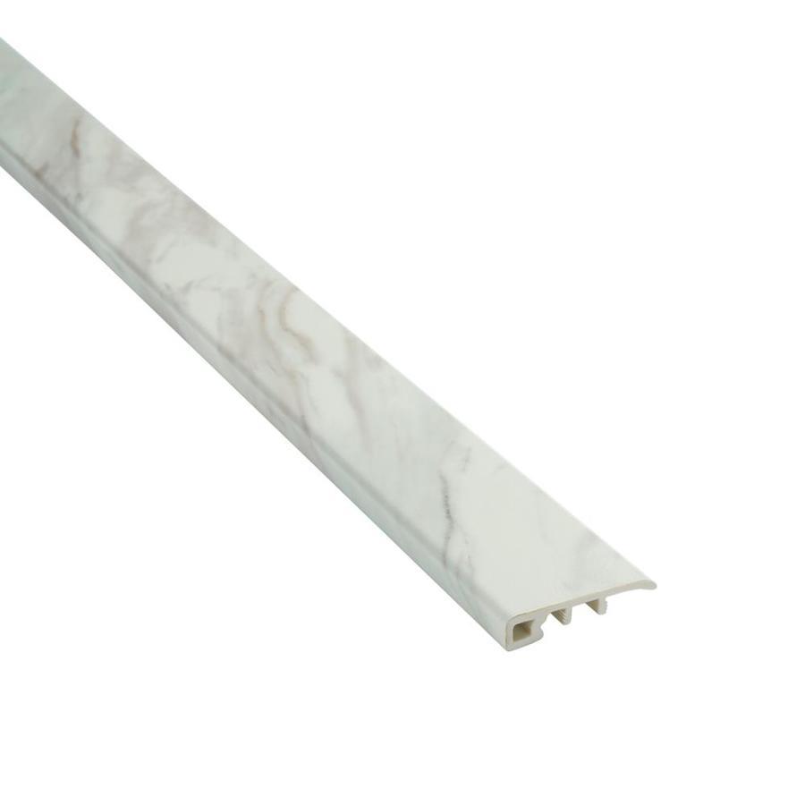 smartcore 1 73 in x 94 48 in gardena marble threshold floor moulding