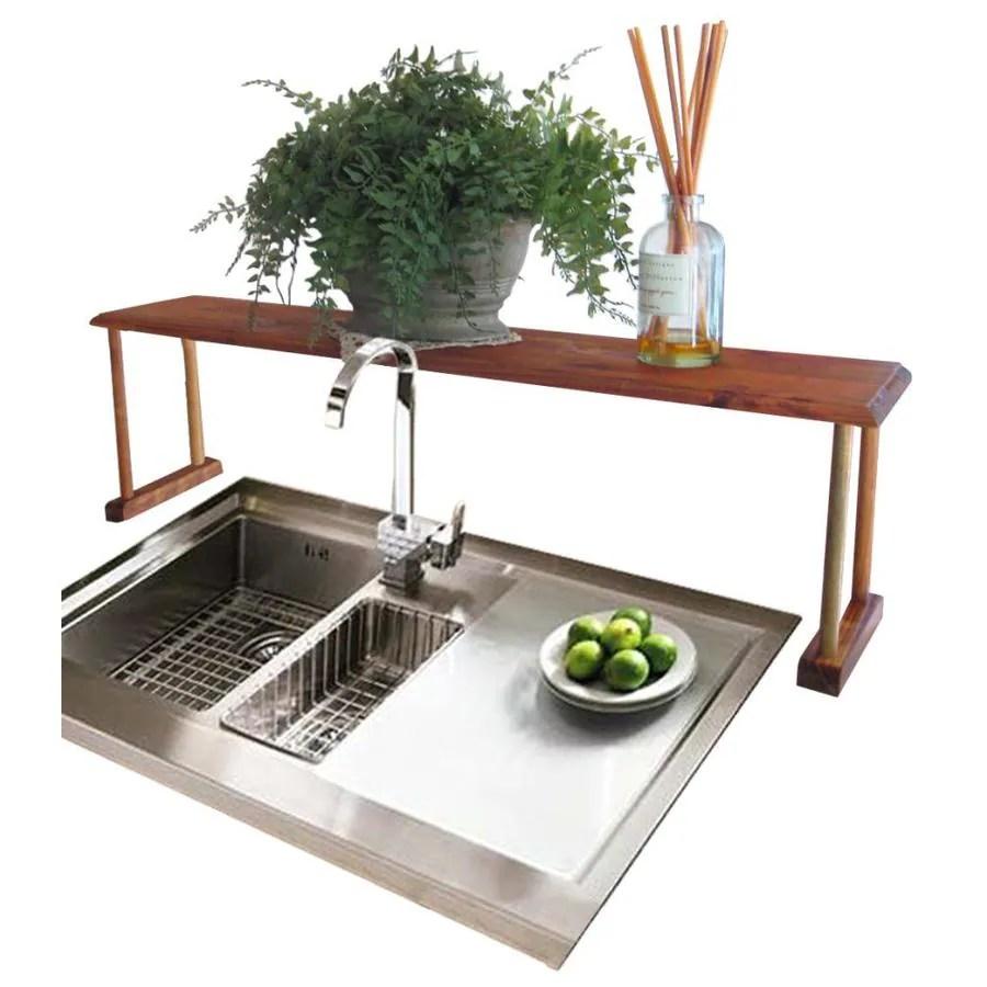 home basics over the sink shelf lowes com