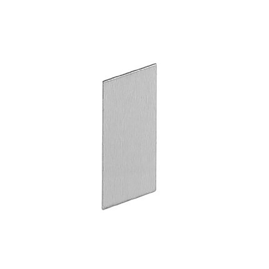 schluter systems kerdi board 0 75 in w x 2 in l stainless steel connectors tile edge trim