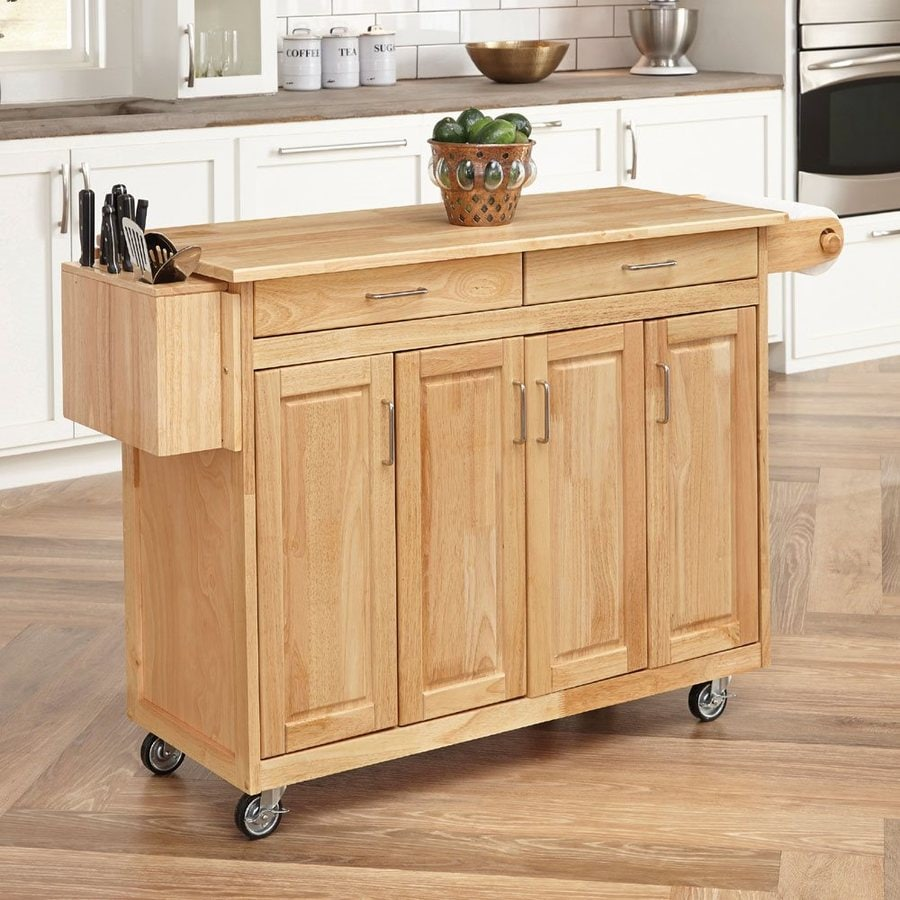 styles brown scandinavian kitchen carts