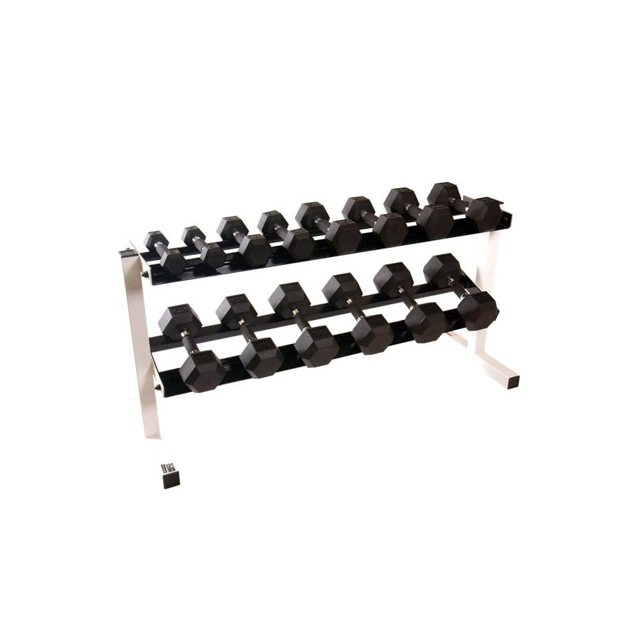 cap set of 20 5 to 50 lbs black fixed weight dumbbells
