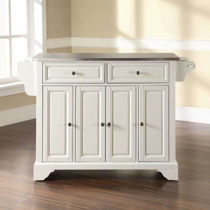 Lifestyle Kitchen Island Only Additional Supplies