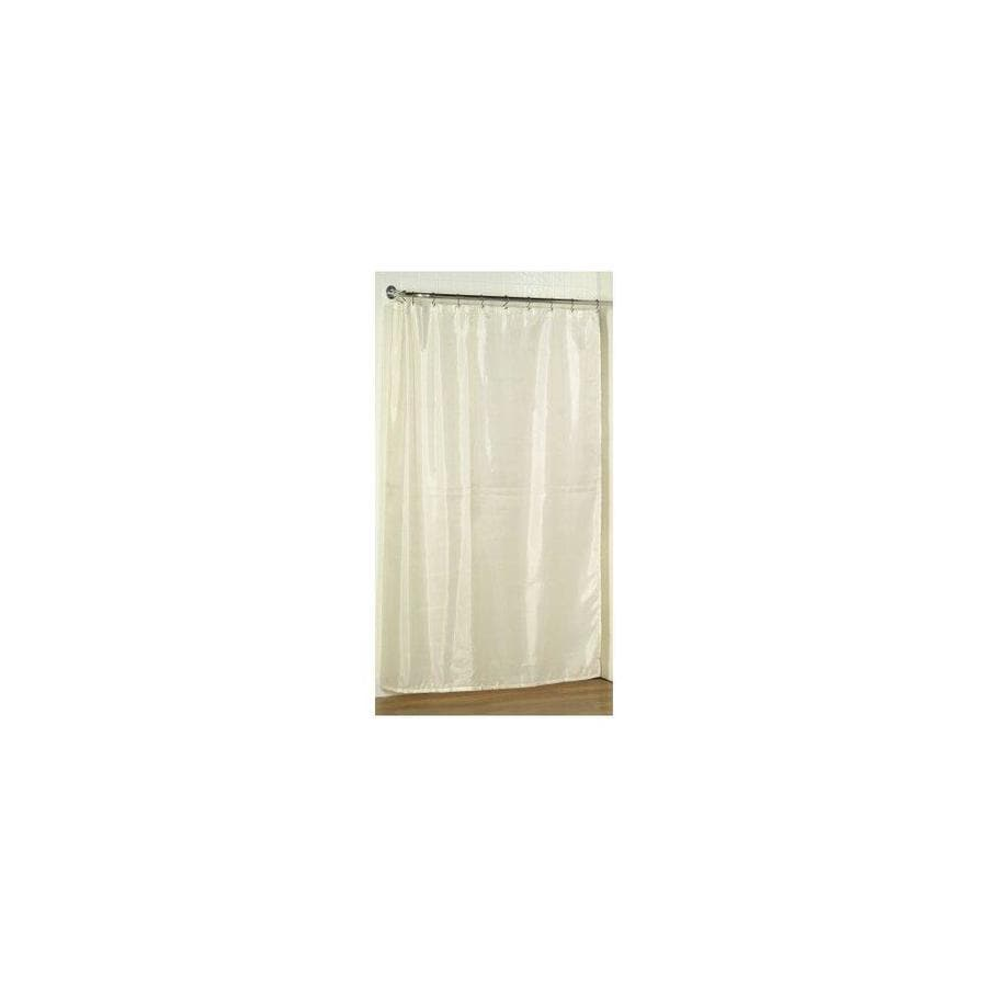 https www lowes com pd sc fab 96 08 70 x 96 in polyester extra long fabric shower curtain liner ivory 5001402461