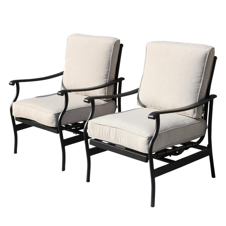 top space patio chairs outdoor rocking