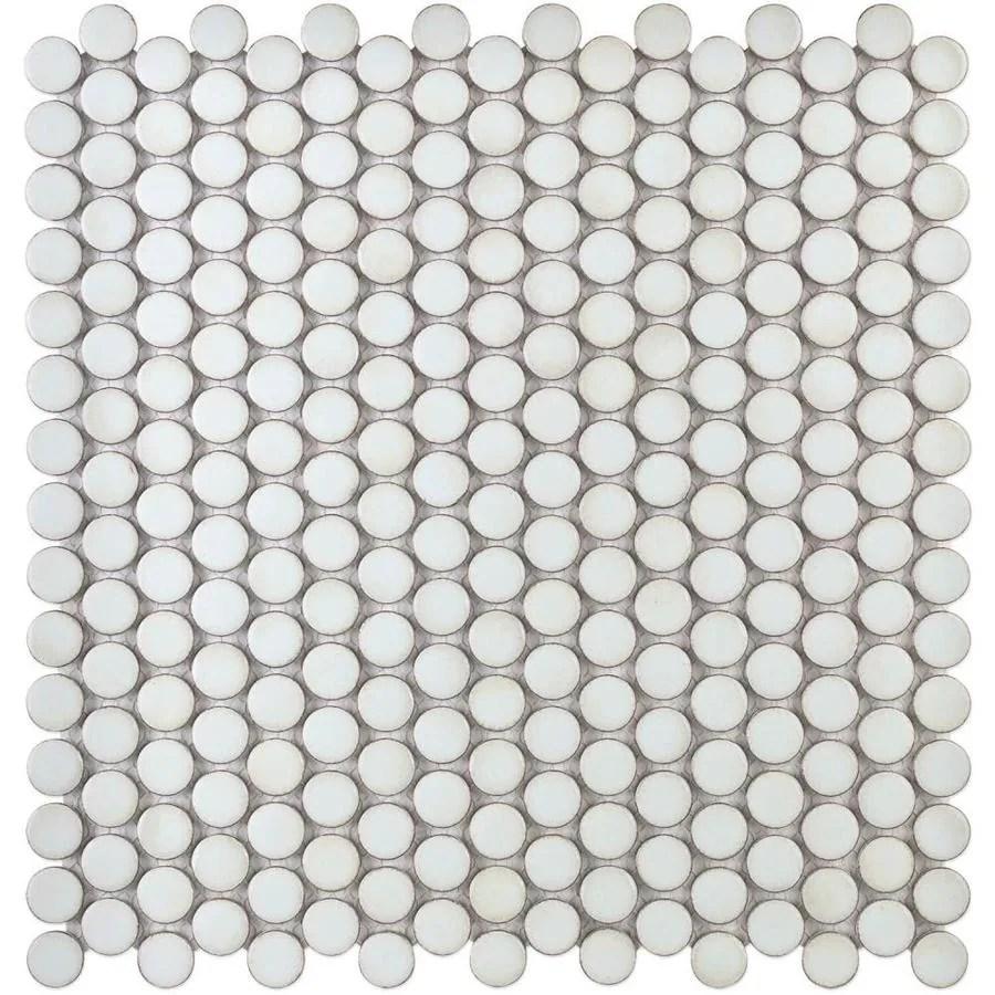 artmore tile basic penny round antiguan