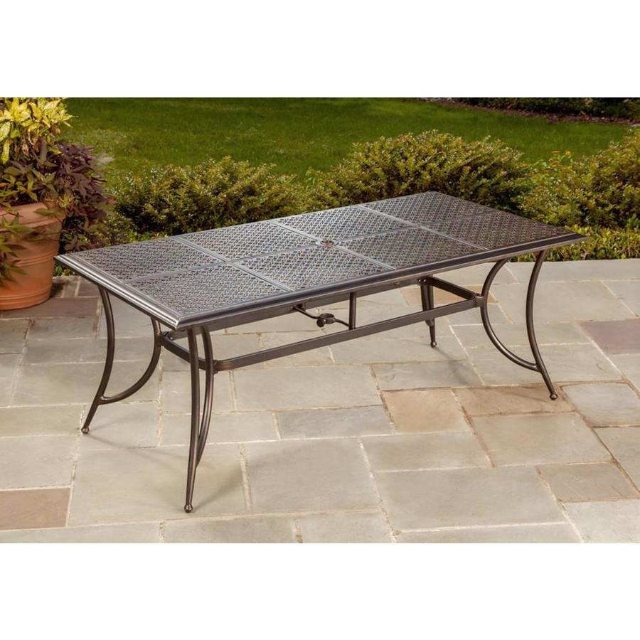 oakland living outdoor dining tables