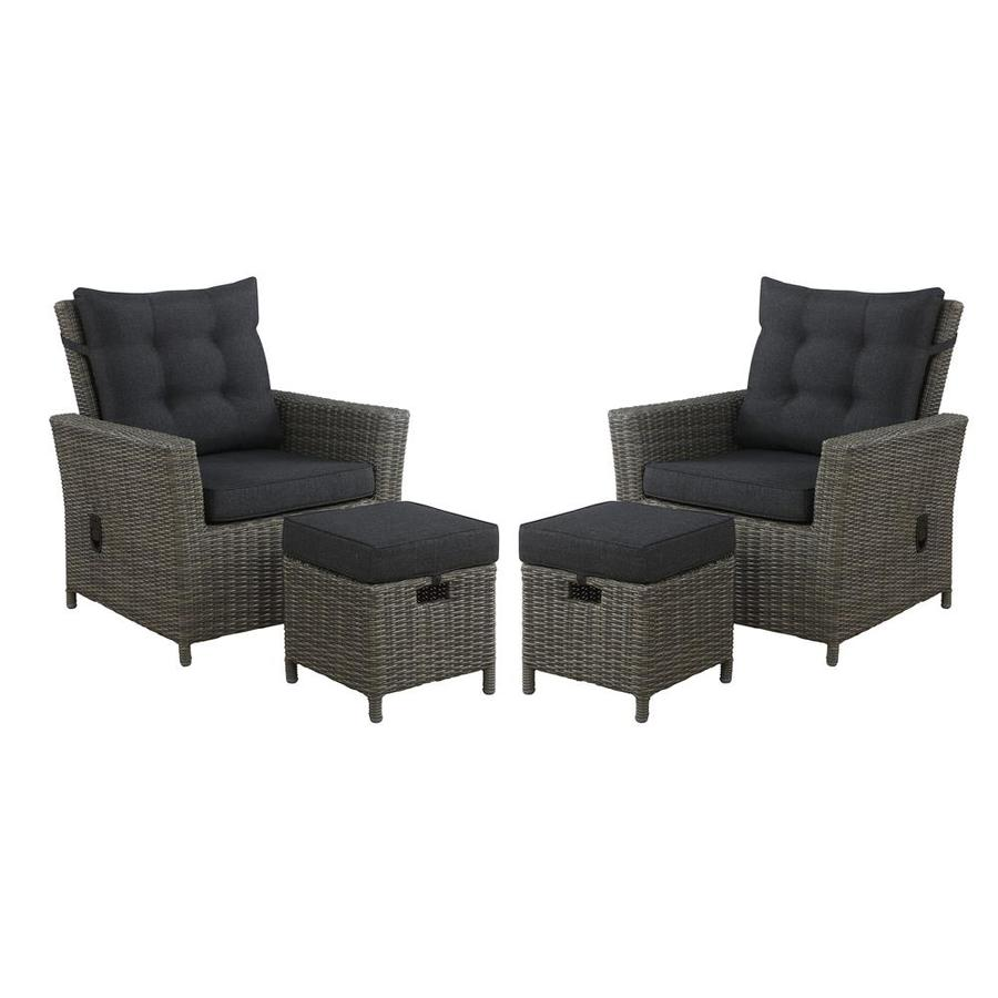 alaterre furniture asti set of 2 wicker
