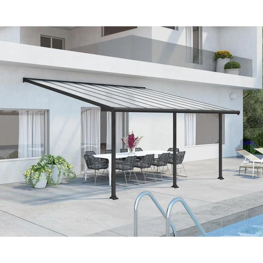 aluminum patio covers at lowes com