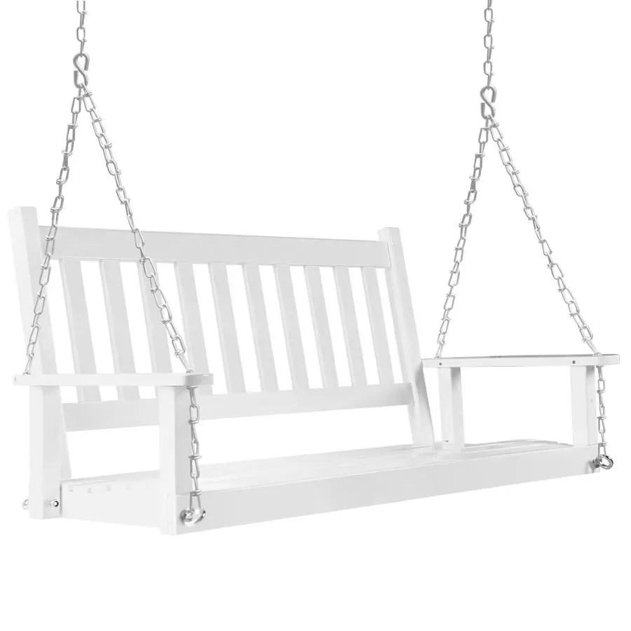 veikous outdoor patio hanging wooden
