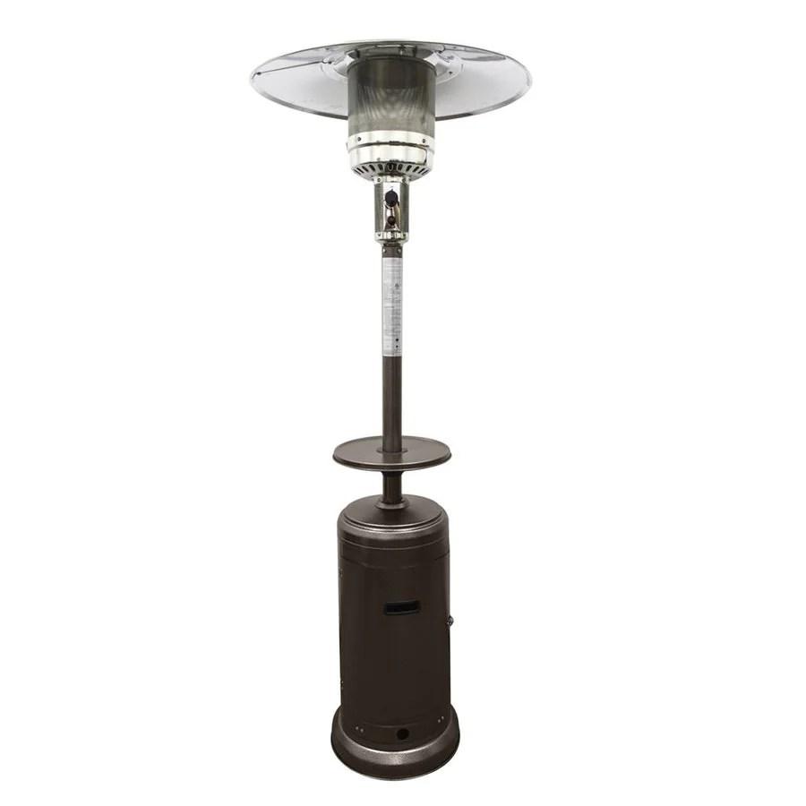 az patio 41000 btu hammered bronze