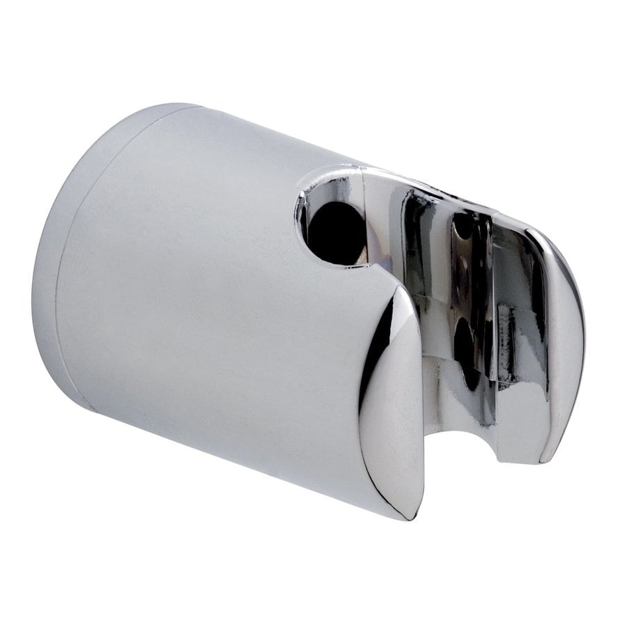 Shop No Drilling Required Chrome Hand Shower Holder At