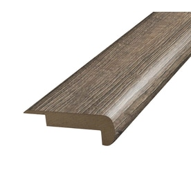 Shop Floor Moulding   Trim at Lowes com SimpleSolutions 2 37 in x 78 7 in Stair Nose Floor Moulding