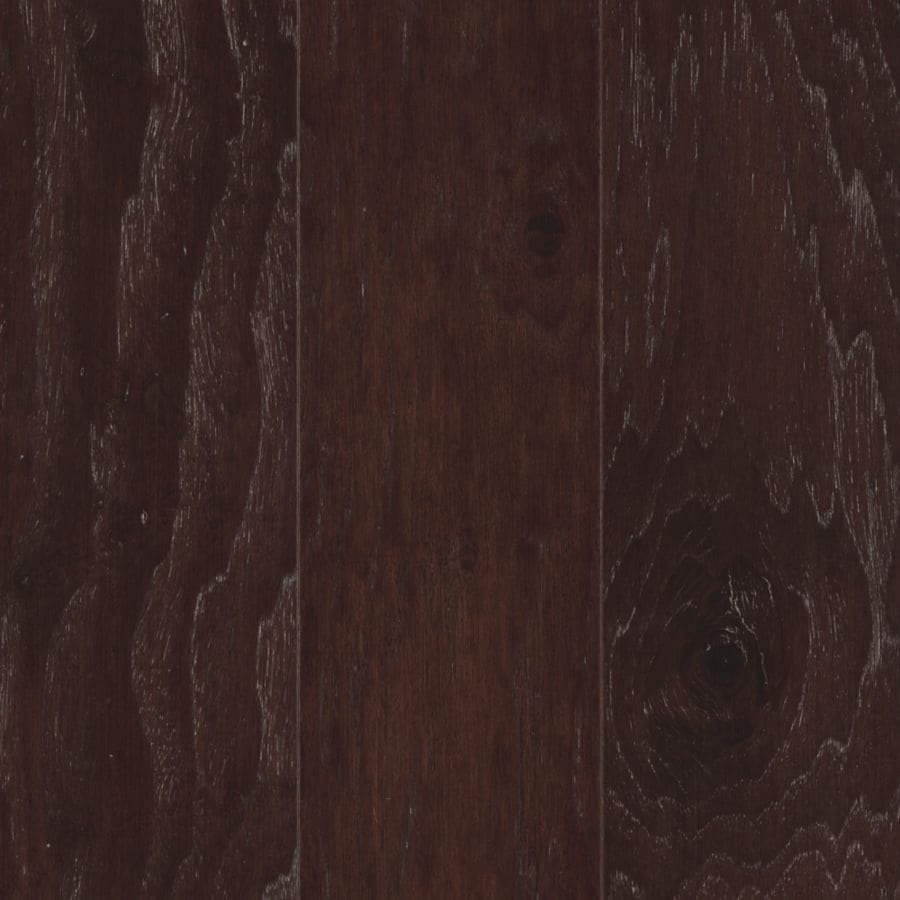 Shop Pergo Hickory Hardwood Flooring Sample Homestead At