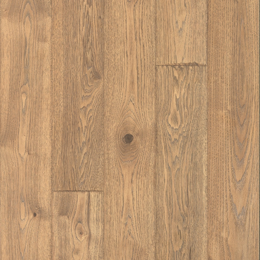 pergo timbercraft wetprotect waterproof brier creek oak 7 48 in w x 54 33 in l waterproof embossed wood plank laminate flooring 16 93 sq ft