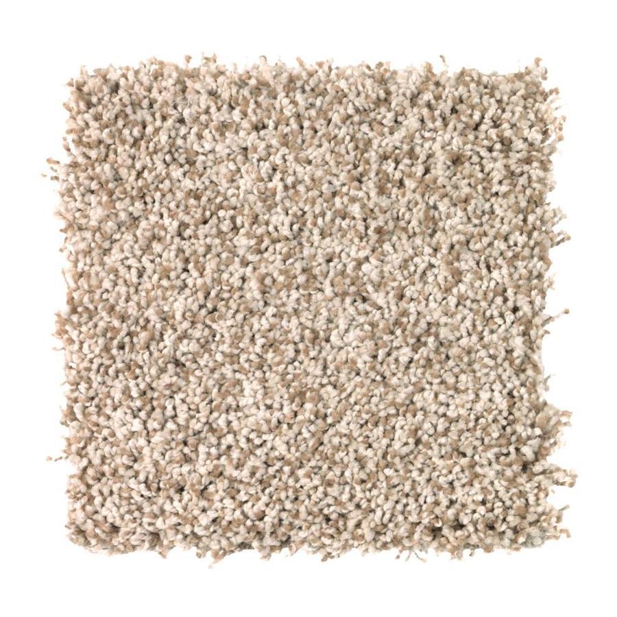 STAINMASTER Essentials Soft Hills Soft Linen Textured Carpet (Interior)