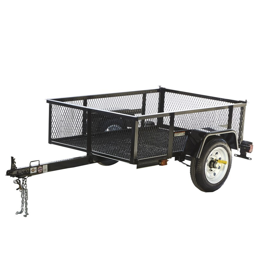 Shop Carry On Trailer 35 Ft X 5 Ft Wire Mesh Utility