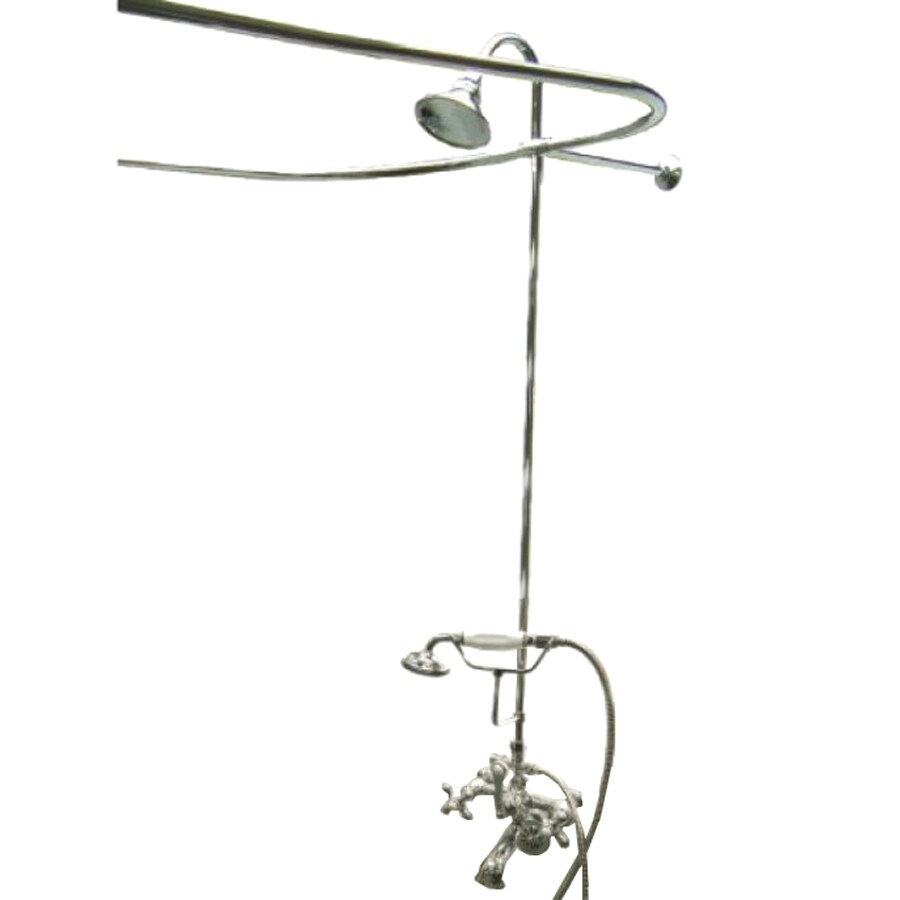 hand shower in the bathtub faucets